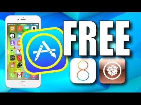 How To Get ANY Game On IOS For FREE With Cydia