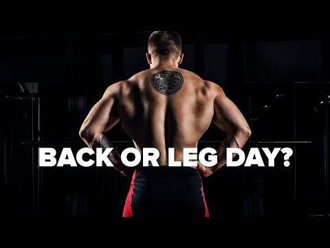 Deadlifts on Leg Day or Back Day?