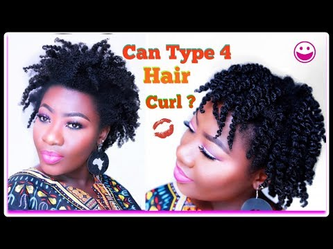 The Perfect & Defined Twist Out on 4 Type Hair | Damp Hair & No Heat