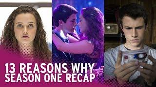 13 Reasons Why: Season 1 | RECAP