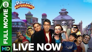 Toonpur Ka Superhero | Full Movie Live on Eros Now | Ajay Devgn & Kajol