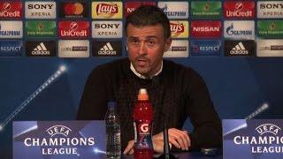 """Champions, il Barcellona crolla a Parigi, L.Enrique: """"Colpa mia"""""""