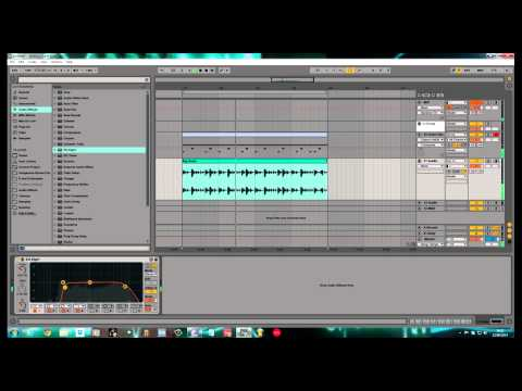 Ableton / Drum and Bass Tutorial