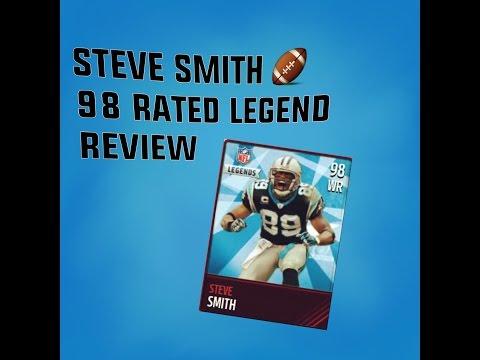 Madden Mobile | 98 Steve Smith Review
