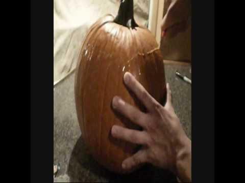 How to Make a Pumpkin Drink Dispenser