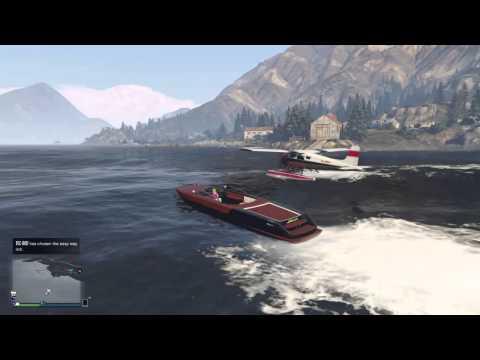DODO Seaplane GTA 5 Online - Speeder Speed Boat