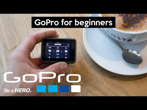 GoPro Hero 6 & 5 users guide | tutorial for beginners | WiFi setup | voice control