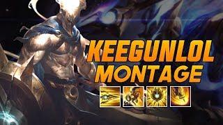 "Keegunlol ""Pantheon Main"" Montage | League of Legends"