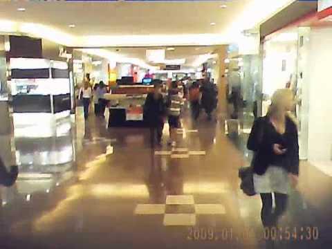 CastleTower shopping centre level 2 level 1 full interior walkthrough nsw australia Castle Hill