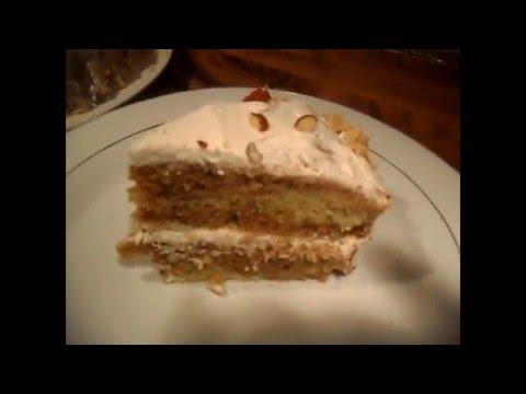 Coffee Rum Cake