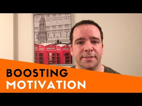 Boosting MOTIVATION To Learn Anything: Get Into It!