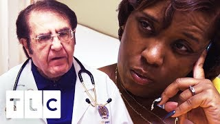 June Argues With Dr Now About Her Weight Loss | My 600-lb Life: Where Are They Now?