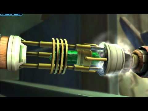 Building a Lightsaber (Jedi Consular Class Quest)