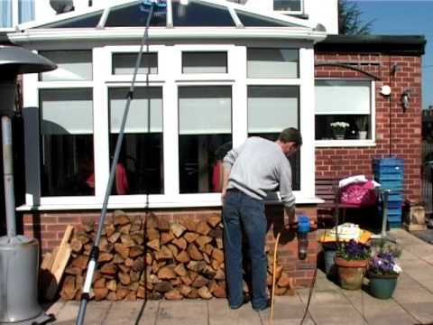 Video - How to Clean a Conservatory Roof Without Leaving Marks by uPVC 4 Life
