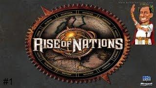 Rise of Nations - Che bella la Civiltà Romana - #1 ep. ITA