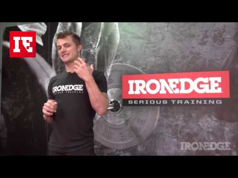 The New Iron Edge YouTube Channel