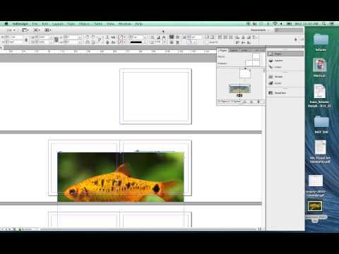 Creating a Printable Calendar using Adobe InDesign (CS6)