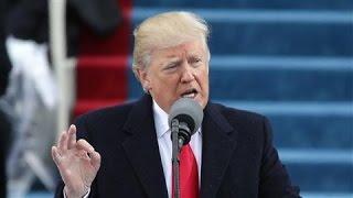 President Trump's Full Inaugural Address
