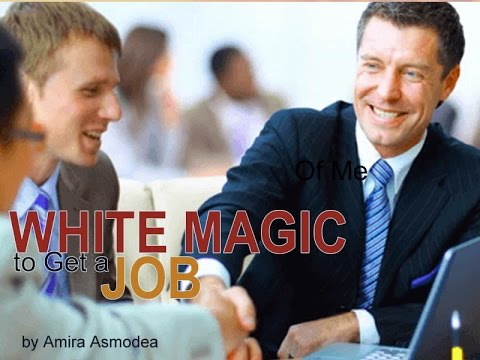 White Magic Spell to Get a Job