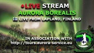 Aurora Borealis Live Stream