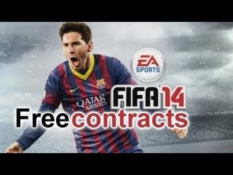 Fifa 14 How To Get Free Contracts