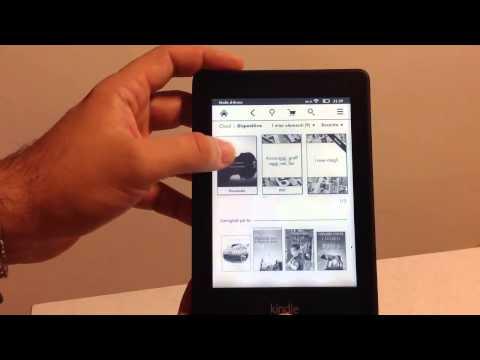 Videoreview Amazon Kindle Paperwhite | Mobile Fanpage