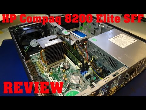 [REVIEW] HP Compaq 8200 Elite SFF