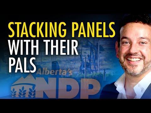 NDP's Energy Diversification panel cost AB $265K | Sheila Gunn Reid