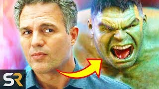 Only True Marvel Fans Know These Things About Mark Ruffalo's Hulk