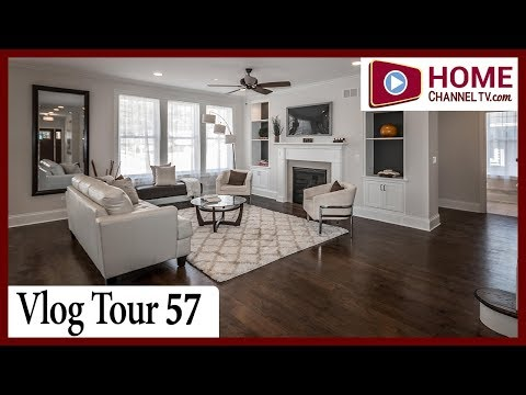 Open House Vlog 57 - Custom Home Tour with the Builder - Lake Bluff, IL