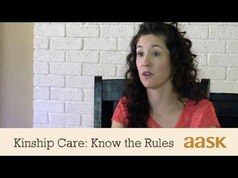 Kinship Care: Know the Rules