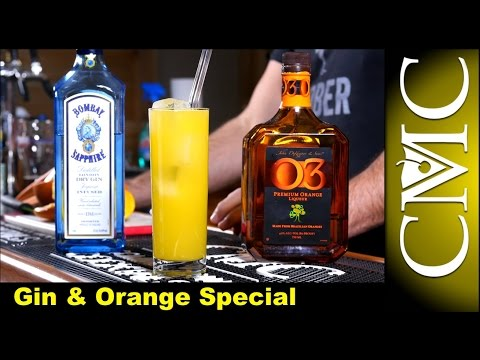 The Gin & Orange Special