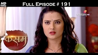 Kasam - 25th November 2016 - कसम - Full Episode (HD)