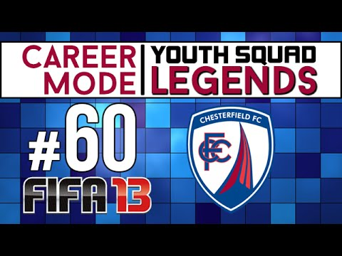 FIFA 13 Career Mode - Youth Squad Legends Ep. 60