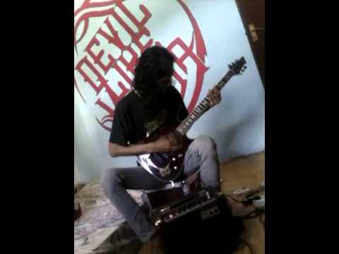 Mike Guitar Solo  Human Remind 04 Kamuflase Fenomena Kata