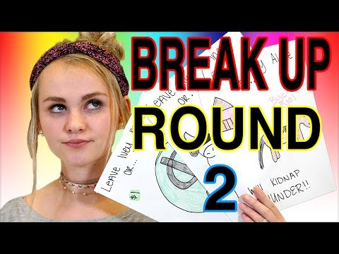 Ivey's DIY Break Up Book! (How To Lose A Loser!)