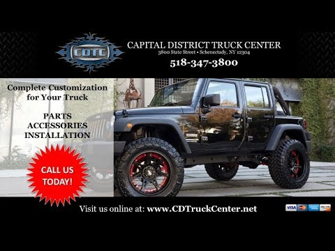 Capital District Truck Center, LLC |  Schenectady NY Truck Accessories