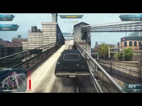 Need for Speed Most Wanted 2012 - Dodge Charger R/T Gameplay