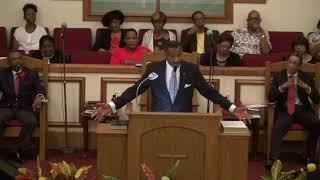 Rev  Bertrand Bailey Jr