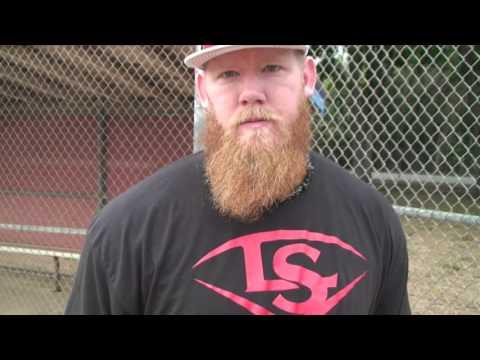 Softball hitting:Basics of Cutting the Ball with Ryan Harvey/Bob Woldyke SM#36