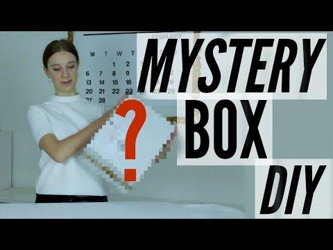 Mysterybox DIY CHALLENGE