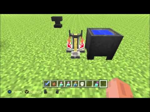 Minecraft Xbox 360 TU31 How to make Potion of Leaping