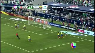 México Vs. Ecuador (3-1) 2014 International Friendly