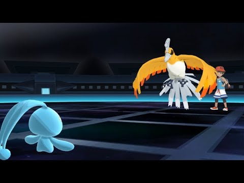 This is Why Manaphy is The Best. Pokemon Ultra Sun Ultra Moon.