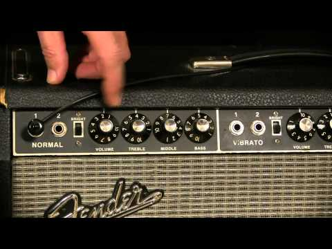 How To Set Amp For Country Guitar Tone
