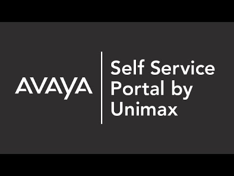 Self Service Call Forwarding Settings for Avaya Communication Manager