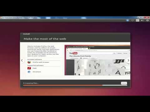install ubuntu 14.04 dual boot with windows xp ;windows 7; windows 8