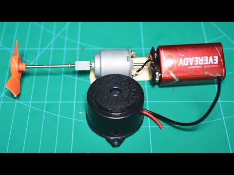 How to make mixer machine at home