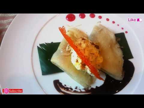Crepe Modak I Modak recipe I Coconut Modak recipe I Ganesh Chaturthi