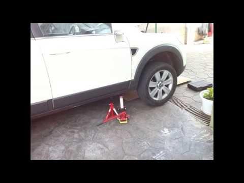 Brico Cambio de aceite y filtros Chevrolet Captiva 2.0 Vcdi 16v